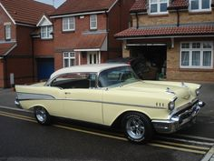 Alex's 1957 Chevrolet Bel Air