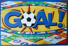 Goal Soccer Board Game of Strategy and Luck *** Check out the image by visiting the link.Note:It is affiliate link to Amazon.