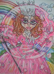 Terri Allbright - #5 Glinda The good Witch