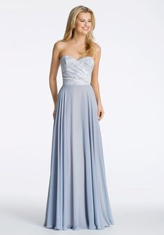 Hey! I found this bridesmaids dress on The Knot! What do you think?