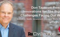 Don Tapscott Audio