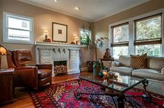 Staged by Karen Eubank, This Vickery Park Home Will Please The Eye With Stunning Details