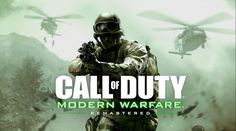 Call of Duty: Modern Warfare PS4 Remastered hit on June 27 CoD: Modern Warfare Remastered PS4