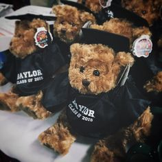 Would LOVE to get one of these graduation bears! #BaylorGrad #SicEm