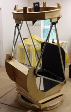 25 inch F2.6 Telescope Telescope Craft, Radio Astronomy, Watch Diy, Sky Watch, Stargazing, Drafting Desk, Projects To Try, Tech, Science