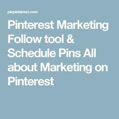 http://www.jobvit.it/pin2017 Pinterest Marketing Follow tool & Schedule Pins All about Marketing on Pinterest