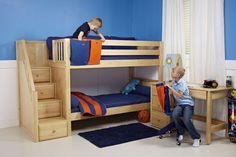 5 mẫu giường tầng cực đáng yêu dành riêng cho các bé trai
