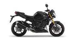 Yamaha FZ8 ABS Midnight Black