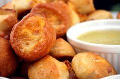 Quick & Easy Recipes – Ham and Cheese Pretzel Bites with Jalapeño Mustard