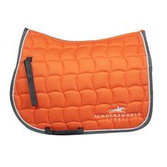 Schockemole Master Orange Saddlepad