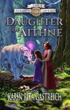 02/05/17 Daughter of Aithne The Silver Web Book Three Karin Rita Gastreich Genre: Fantasy, Dark Fantasy, Romance Publisher: Orb Weaver Press Date of Publication: May 2017 ISBN: 978-0-9972320-2-8 AS…