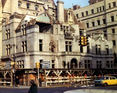 Chetwode mansion after it burned demolished gilded for 1009 fifth avenue floor plan