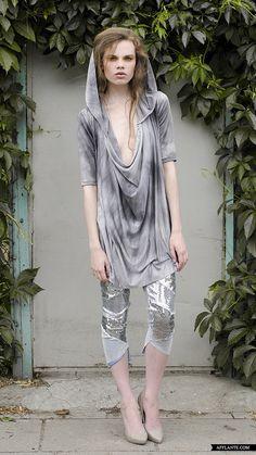 'Harmony Of Opposites' Fashion Collection // Katarzyna Fabianska   Afflante.com