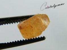 Cristal de topaze impériale de 4.55 carats