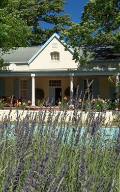 Auberge Clermont, a stylish country guesthouse in the historic Franschhoek winelands in South Africa. Premier Wine, South Afrika, Provence Style, Adventure Activities, Cottage Ideas, Cape Town, Lodges, Where To Go, Africa