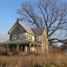 Old ranch house...A little renovation project could be fun!