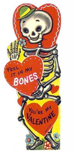 I feel it in my bones...ha!  For all of my radiolographer friends!!!!!!!!!  :)