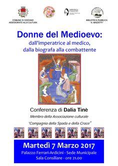 MedioEvo Weblog: Donne del Medioevo: dall'imperatrice al medico, dalla biografa alla combattente