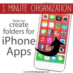 A New iPhone Organizer & how to organize your iPhone Apps in folders New Iphone, Iphone 5s, Smartphone, New Ios, Iphone Hacks, Computer Technology, Technology Support, Tecnologia, Manualidades