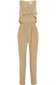 bf036f4f3675 Paul   Joe - Silk-crepe jumpsuit