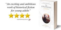 Review: The Colonials by Tom Durwood ★★★★ https://buff.ly/2CjLIln?utm_content=buffer60ced&utm_medium=social&utm_source=pinterest.com&utm_campaign=buffer #historicalfiction #youngadult