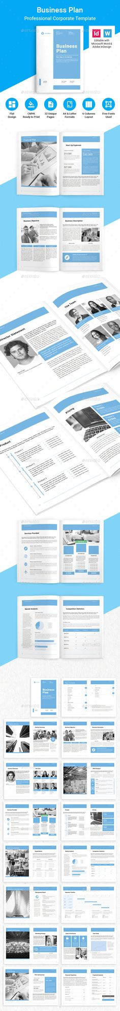 Proposal Creative, Colors and Texts - purchase proposal templates