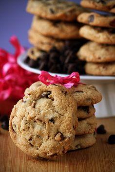 Grandma's Chocolate Chip Cookies