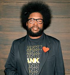 Questlove: 25 Things You Don't Know About Me  ` I love this...he's so underrated