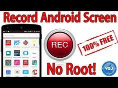 تحميل تطبيق تصوير شاشة الهاتف بدون روت لأندرويد : ADV Screen Recorder ~ عالم APK