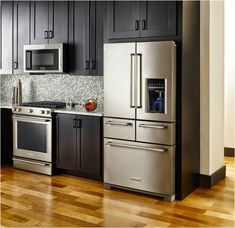 stainless steel kitchen appliances best 20 painted appliances from Kitchen Appliance Suite #HomeAppliancesPackaging