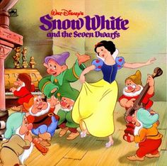 Disney Snow White | The total cost of Snow White was 1.5 million dollars and Walt Disney ...