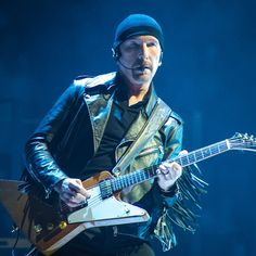 #TheEdge from last night in San Jose #u2ietour #U2