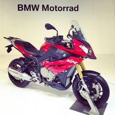 All new BMW S1000XR for 2015. #fireitup @wearemotofire