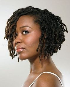 afro braid bob hairstyle