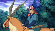Nobody Knows Your Heart is the ending theme from the Studio Ghibli movie Princess Mononoke. Music composed by Joe Hisaishi and sung by. Hayao Miyazaki, Studio Ghibli Films, Studio Ghibli Art, Princes Mononoke, Princess Mononoke Cosplay, Wolf Children, Cute Couple Art, Film D'animation, Fan Art