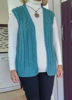 Related Posts:baby knitting patterns for free UK knitting patternsbaby knitting patterns for free UKHUZUR STREET (Hobbies that are worth living) Ladies Cardigan Knitting Patterns, Knit Vest Pattern, Baby Knitting Patterns, Knitting Stitches, Knitting Designs, Cardigans For Women, Dame, Knit Crochet, Couture