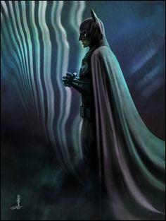 The Bat... by AndyFairhurst on DeviantArt