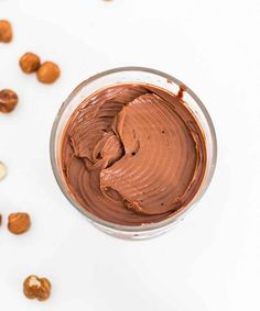 Vegan Nutella Recipe (2 Ingredients)