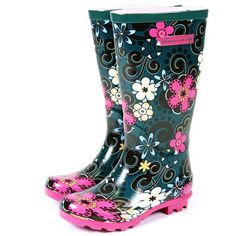 las botas de agua = rubberlaarzen