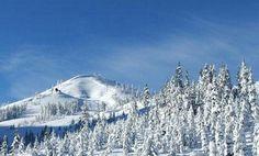Hoodoo ski resort.... Was here tubing earlier today :) <3.