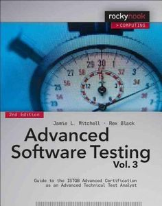 This book is written for the technical test analyst who wants to achieve advanced skills in test analysis, design, and execution. With a hands-on, exercise-rich approach, this book teaches you how to