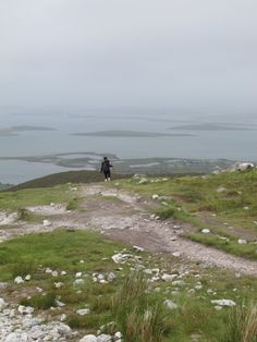 The Ascent, Croagh Patrick. Taxi, Summer Fun, Wander, Ireland, Mountains, Travel, Viajes, Destinations, Irish