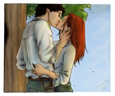Harry and Ginny, nami86 by ~MissingHorcrux