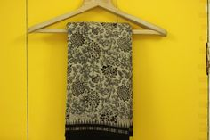 Kalamkari Khadi Saree from Lal10.com