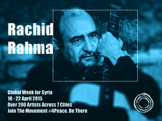 Rachid Rahma An extraordinary man - poet, musician, chemistry professor and a man of theater. All this is Algerian Rachid Rahma. He has experienced a war for independence in Algeria before emigrating to Bohemia to study there.