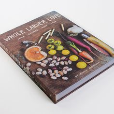 Whole Larder Love  - A beautifully illustrated guide to living off the land based on Rohan Anderson's blog