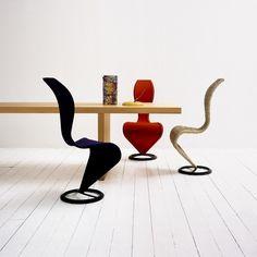 S chair - Tom Dixon (Cappellini)