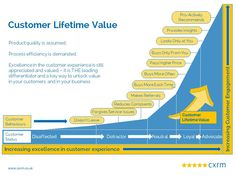 Maximising Customer Lifetime Value by improving the customer experience Customer Lifetime Value, Customer Experience, Customer Service, Communication Techniques, Strategy Business, Retail Customer, Info Graphics, User Experience Design, Brand Building