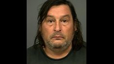 Booking photo for Mark Andrews. - San Luis Obispo County Jail