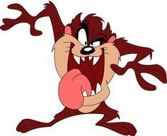 Taz Looney Tunes Tasmanian Devil Cartoon Bumper Sticker or Fridge Magnet Cartoon Character Pictures, Classic Cartoon Characters, Favorite Cartoon Character, Classic Cartoons, Old School Cartoons, Old Cartoons, Disney Cartoons, Cartoon Shows, Cartoon Pics
